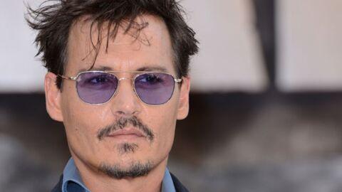 Johnny Depp dit avoir trouvé l'amour avec Amber Heard