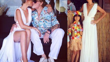 PHOTOS Johnny et Laeticia Hallyday: un anniversaire tahitien pour Jade