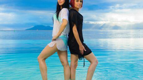 DIAPO Le casting de L'île des vérités 4 avec Alexandra et Marjorie des L5