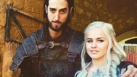 Game of Thrones: les doublures de Daenerys et Daario sortent ensemble!