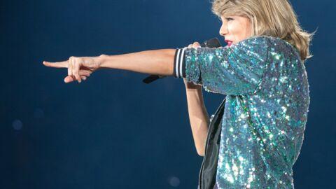 VIDEO Taylor Swift effrayée par un fan trop entreprenant sur scène