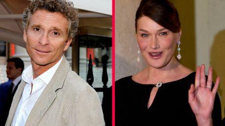 Denis Brogniart invite Carla Bruni-Sarkozy dans Koh-Lanta