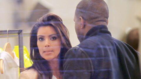 Kim Kardashian et Kanye West avant qu'ils ne sortaient