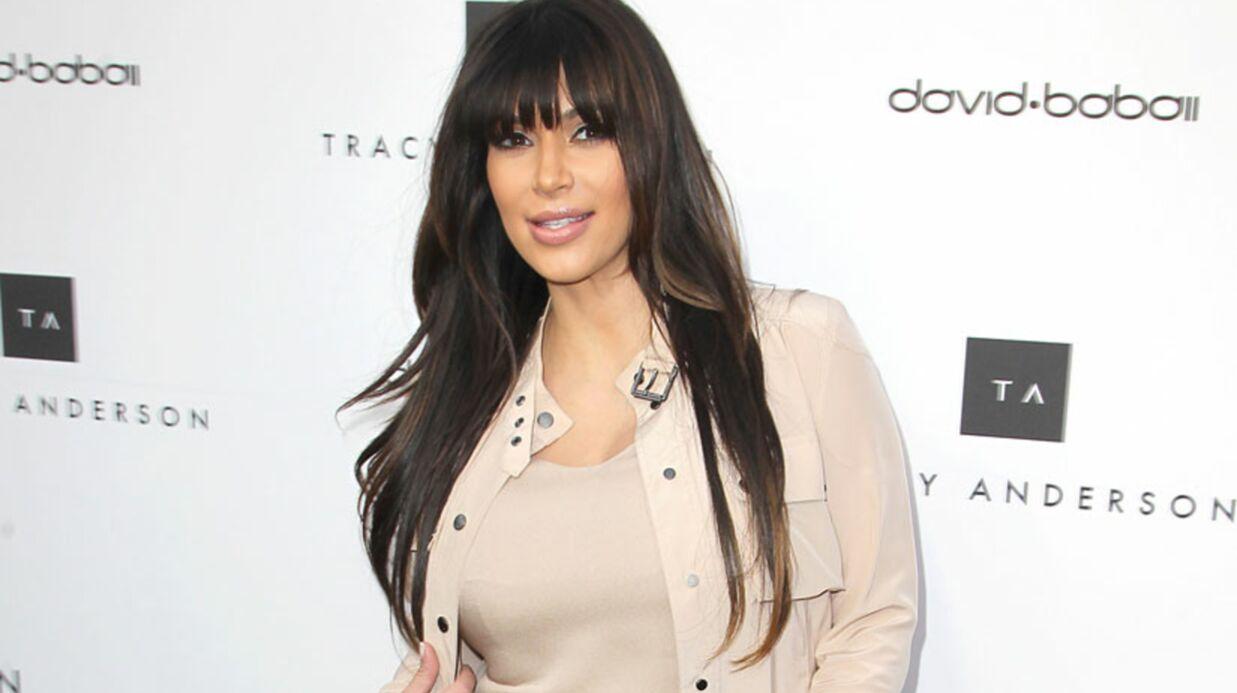 Kim Kardashian attaque sa belle-mère en justice