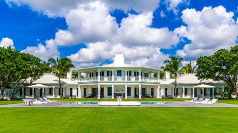 PHOTOS Céline Dion brade sa propriété de Jupiter Island