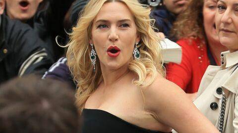 Kate Winslet ne supporte plus de se voir nue dans Titanic