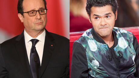 Jamel Debbouze soutient Hollande: «Mets ton gilet de sauvetage François»!