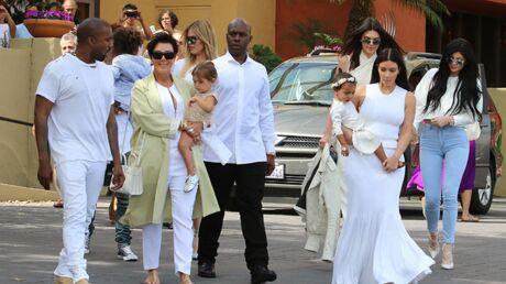 DIAPO Kanye West n'a pas peur du ridicule pour les Kardashian