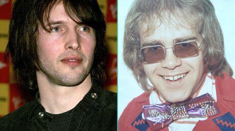 DIAPO James Blunt, Elton John, Adam Levine: vu les looks infâmes de leurs débuts, c'était pas gagné