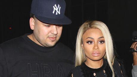 Rob Kardashian: sa fiancée Blac Chyna veut désormais s'appeler Angela Kardashian
