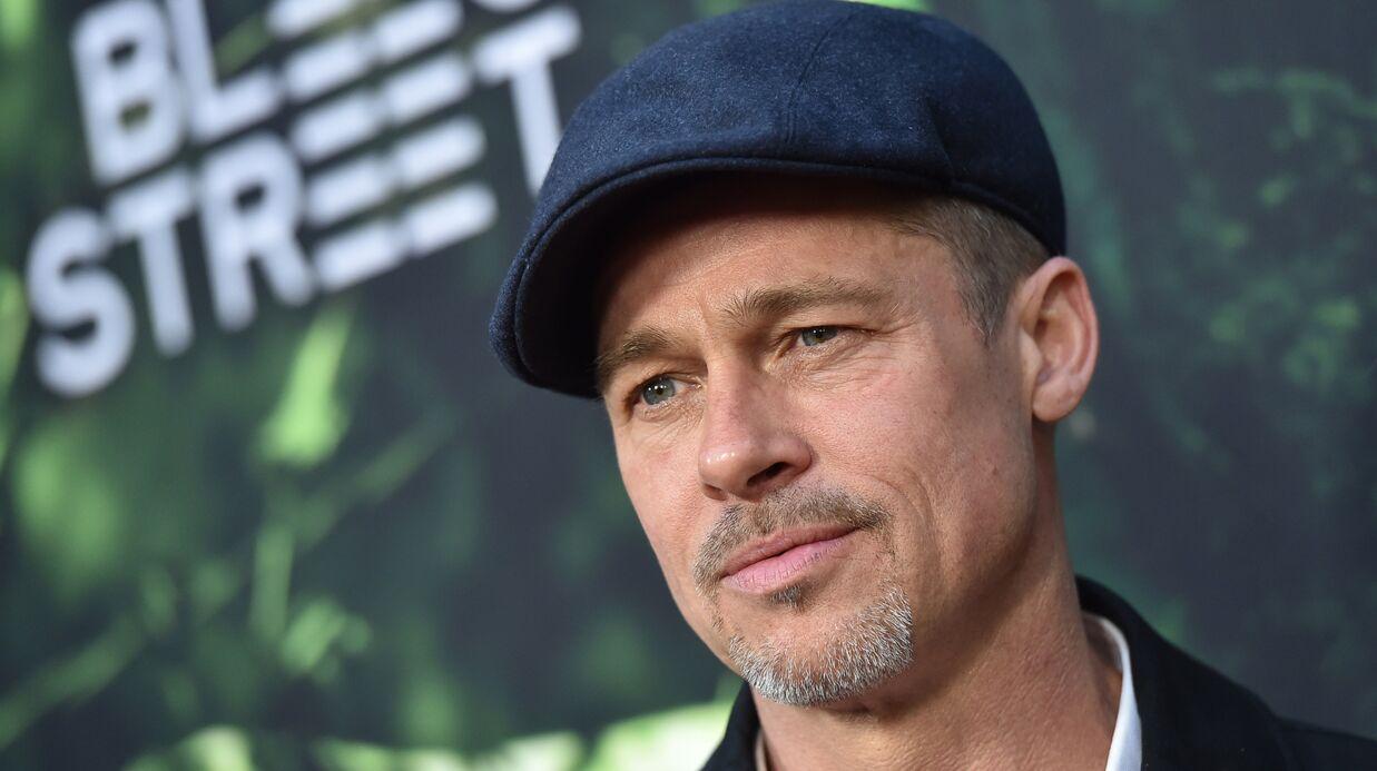 PHOTOS Brad Pitt apparaît très amaigri à l'avant-première de The Lost City of Z