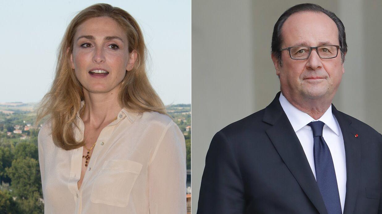 Entre François Hollande et Julie Gayet, ça n'irait pas fort