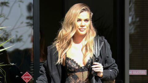 PHOTOS Khloé Kardashian: sa sortie remarquée en tenue très sexy