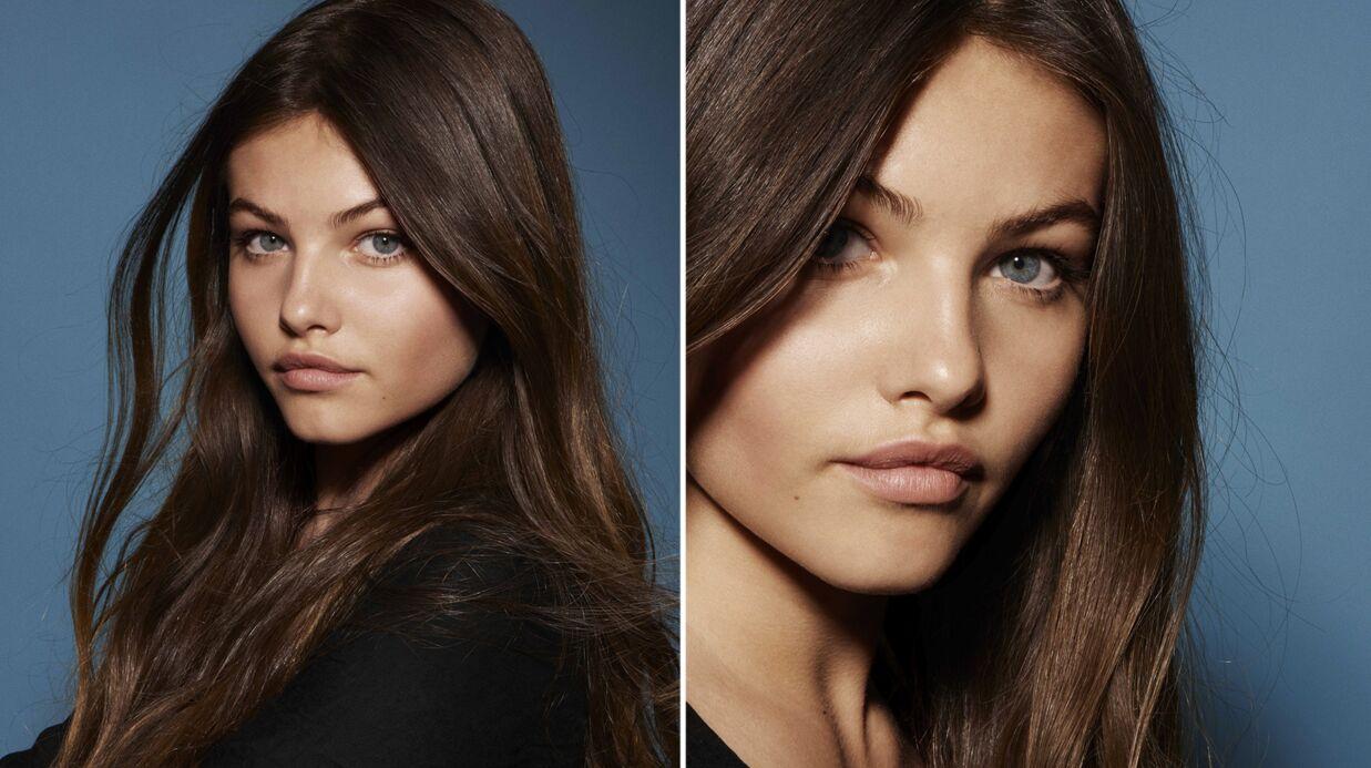 Thylane Blondeau: la fille de Véronika Loubry devient la plus jeune égérie de L'Oréal
