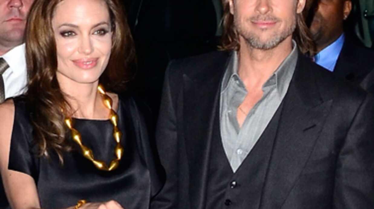 PHOTOS Angelina Jolie et la mère de Brad Pitt s'aiment enfin