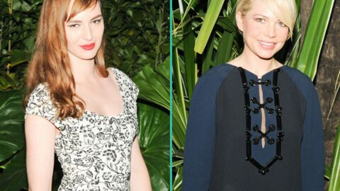 PHOTOS Louise Bourgoin et Michelle Williams, hyper tendances pour Louis Vuitton
