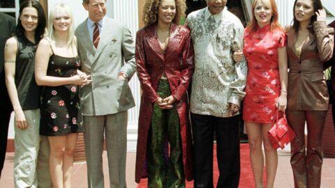 DIAPO Nelson Mandela, l'ami des stars