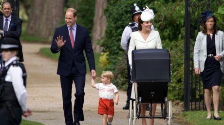 William et Kate: George est surexcité à l'approche des fêtes!