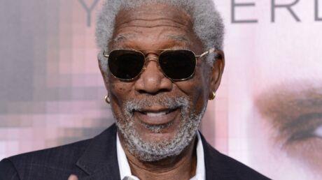 Morgan Freeman: son avion a dû se poser d'urgence