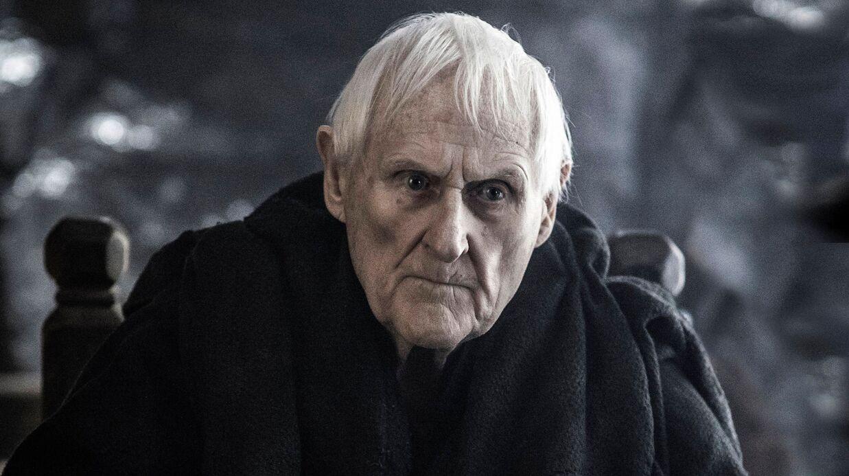 Game of Thrones: Peter Vaughan, l'acteur de la série, est décédé