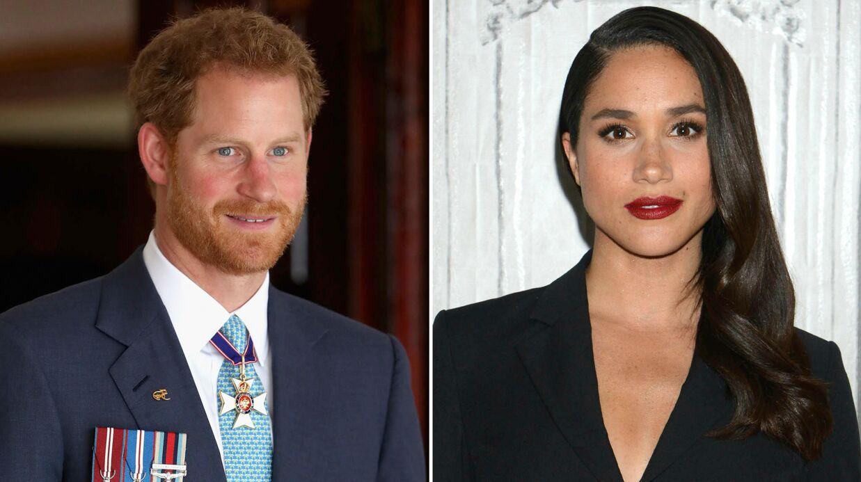 Le prince Harry fait une surprise très romantique à Meghan Markle, son amoureuse