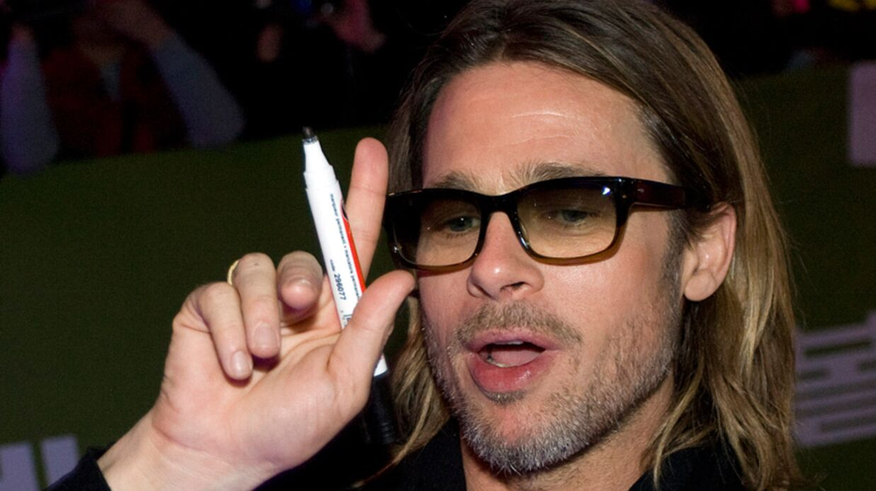 Brad Pitt, ancien assistant de strip-teaseuses