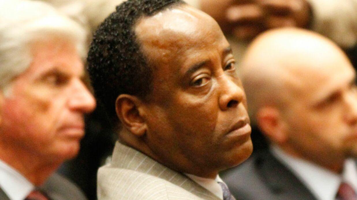 Dr Conrad Murray: il partage sa cellule avec l'ex de Janet Jackson