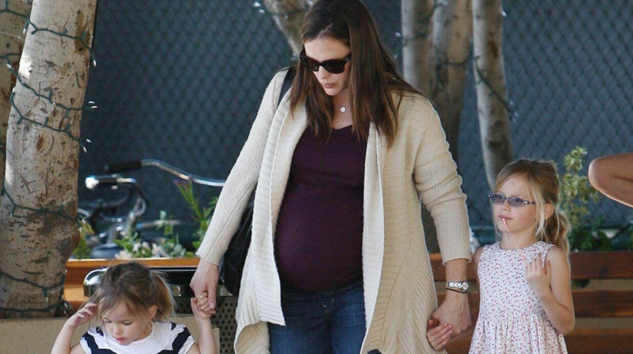 Jennifer Garner a accouché d'un petit garçon