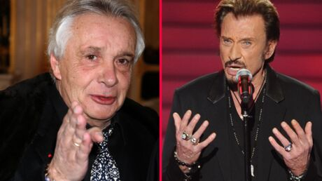 Michel Sardou se contrefiche des critiques de Johnny Hallyday