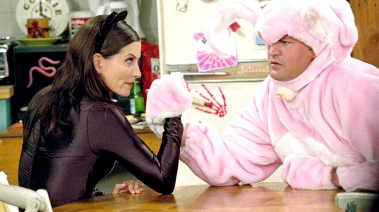Courteney Cox et Matthew Perry (Friends) réunis dans une série