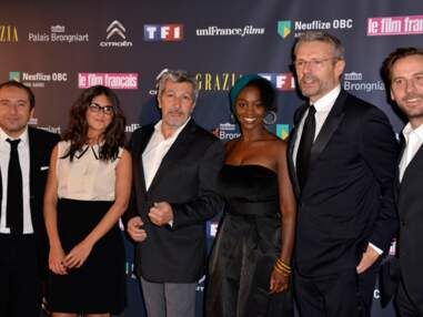 Les people à la cérémonie des trophées du Film français