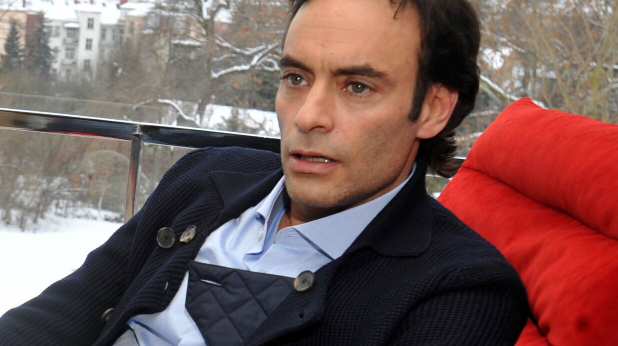 Anthony Delon raconte son douloureux passage à vide