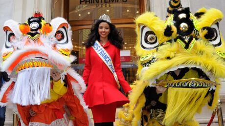 PHOTOS Flora Coquerel et Sylvie Tellier fêtent le Nouvel an chinois