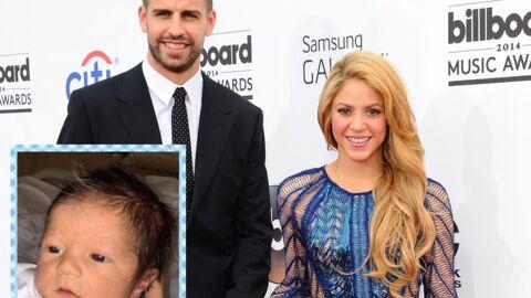 PHOTO Découvrez le visage de Sasha, le fils de Shakira et Gerard Piqué