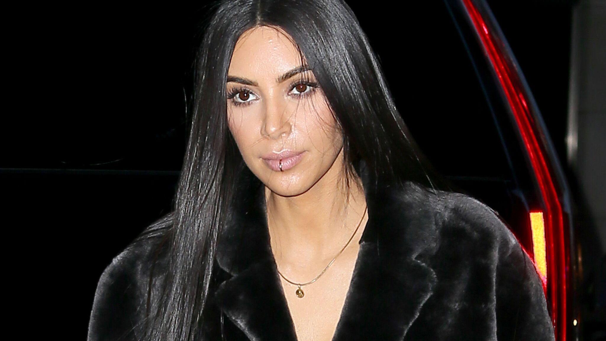 eeb3ac4106e4b Kim Kardashian en colère