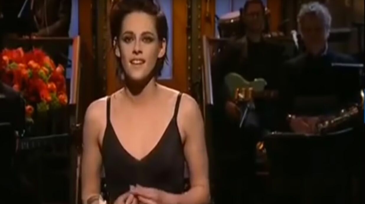 VIDEO Kristen Stewart revendique pour la première fois son homosexualité à la télé