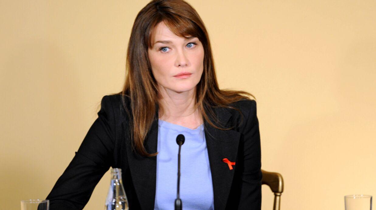 Marianne promet de révéler un scandale impliquant Carla Bruni