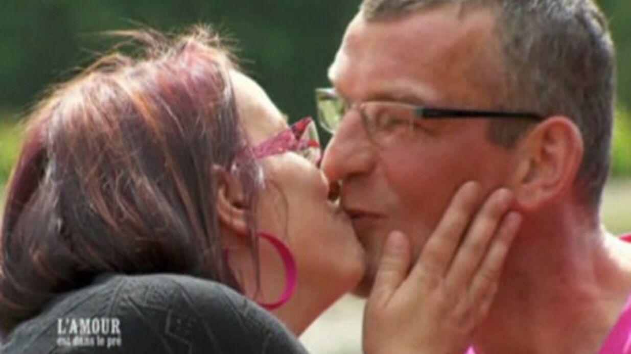 L'amour est dans le pré: mauvaise passe pour Jean-Claude et Maud