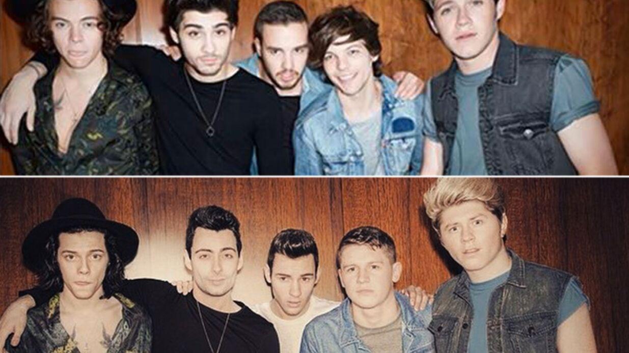 Des fans des One Direction menacent de mort un groupe de sosies