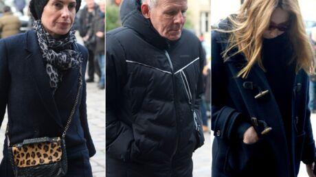 Obsèques de Jacques Chancel: l'adieu de Carla Bruni, Alessandra Sublet, PPDA et tant d'autres