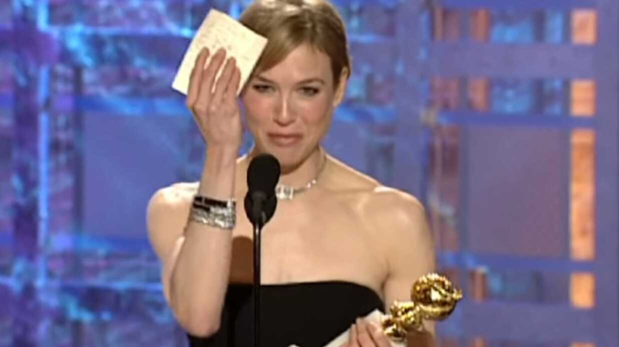 VIDEOS Les 8 moments les plus LOL de l'his­toire des Golden Globes