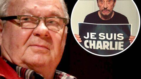 Johnny Hallyday chantera à l'hommage pour Charlie Hebdo: Siné rappelle que Charb… détestait le chanteur