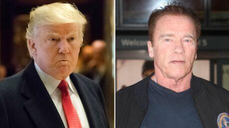 Donald Trump s'attaque à Arnold Schwarzenegger, ce dernier l'atomise