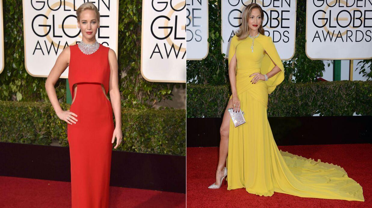 PHOTOS Golden Globes: ces stars étrillées par la Fashion Police en 2016