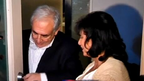 VIDEO CHOC: première déclaration de Dominique Strauss-Kahn