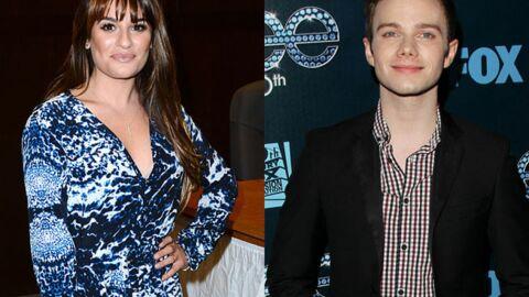 Le compte Twitter de Lea Michele et celui de Chris Colfer (Glee) piratés!