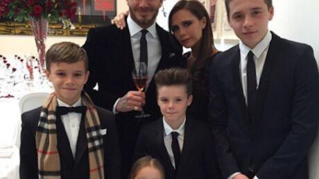 Victoria et David Beckham fêtent leurs 16 ans de mariage en photos