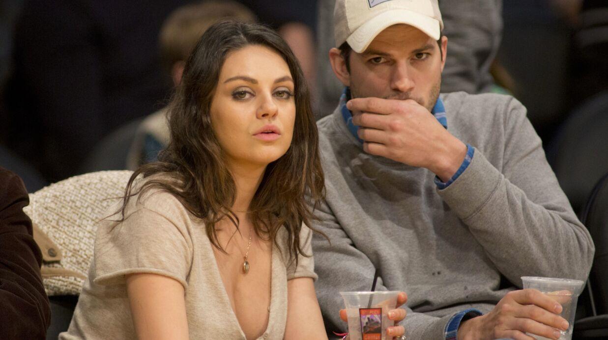 Mila Kunis et Ashton Kutcher se sont mariés