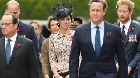 PHOTOS Kate Middleton: l'étrange effet d'optique qui la fait léviter