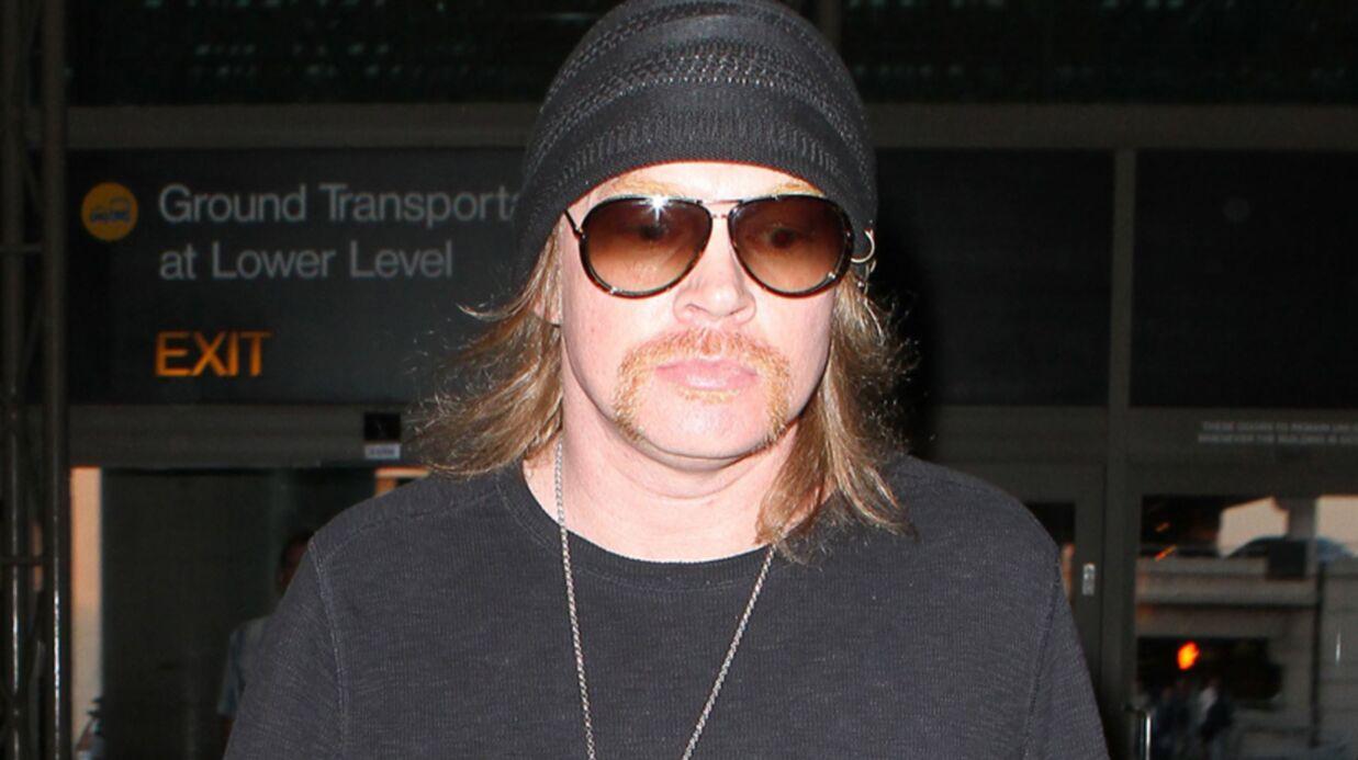 Axl Rose (Guns N'Roses) se fait voler 160 000 € de bijoux à Paris